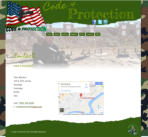 Code 4 Protection Website (Durango Colorado)